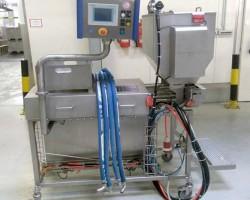 Piston Filling Machine Cabinplant CABINPLAT