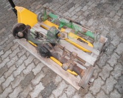 Reel mowers SABO 1203 spare parts