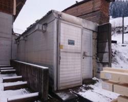Drying chambers BOLLMANN