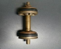 Raw water pump usageDeutz545