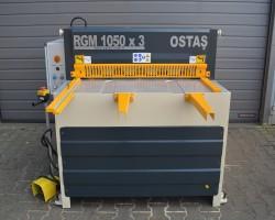 Guillotine Shears OSTAS RGM 1050 x 3