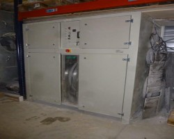 Air desiccator / Dryer DST RECUSORB R-1025