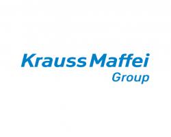 Double screw-type extruding machine KRAUSS MAFFEI KMD 2-40