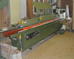 Edge gluing machines HOLZHER Express 1437