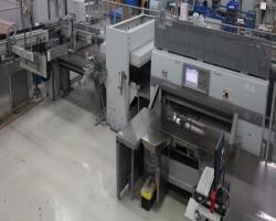 Paper cutting machines POLAR 176 XT-AT-Pace