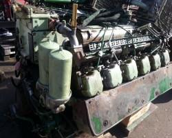 Engines DEUTZ BA12M 816