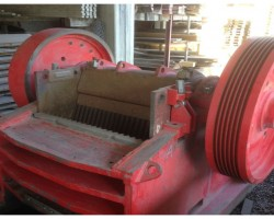 Jaw Crusher BAIONI BS 105