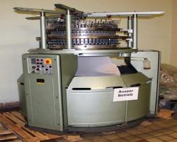 Circular Knitting Machine TERROT S3P 172