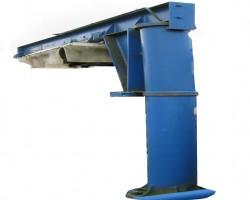 Pillar jib crane SWF
