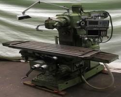 Universal Milling Machines CORREA F 2 UE