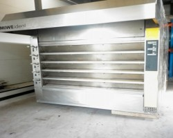 Deck Oven (GAS) MIWE Ideal R