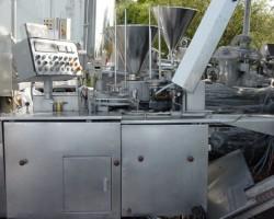 Cup filling machine BENHIL 8205 Copparapid