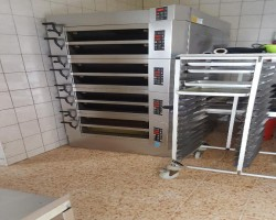 Deck Oven (electrically) WACHTEL Piccolo I-8