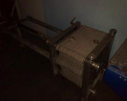 Filter press SEITZ 40/30