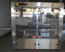 Adhesive labelling machinesSIGA-720year2002