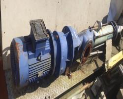 Eccentric screw pump SEEPEX BN 35-12