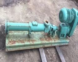 Eccentric screw pump NETSCH 2 NE 60A