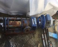 Eccentric screw pump 150-2200 l / h SEEPEX BN 1-12