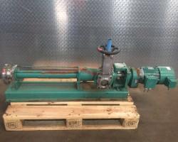 Eccentric screw pump 90-1500 l / h NETZSCH NM031BY