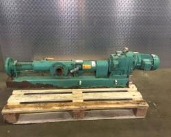 Eccentric screw pump 0.2-1.4 m3/h NETZSCH NE 30B
