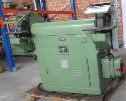 Double Grinding Bock LES SF 2x400