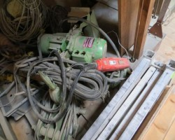 Electric chain hoist STAHL R 6