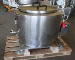 Vessel Stainless Steel PPA
