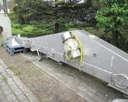 Vibrating conveyor SCAN – VIBRO