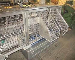 Side sealed bag machines BOSSAR B 3300 STU – D