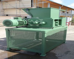 Waste shredders MERCODOR ZM 52