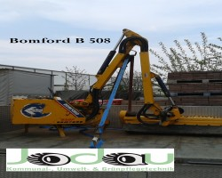 Flail mowers BOMFORD - TURNER B 508