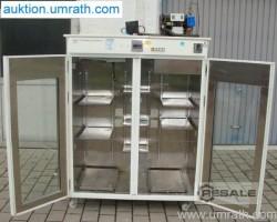 laboratory refrigerator LKB INSTRUMENTS HAGLUND Combicoldrac 2