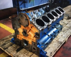 TCG 2016  V12 ENGINE BLOCK DEUTZ POWER SYSTEM