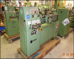 Turning Machines (Lathes) WEILER Condor VS1