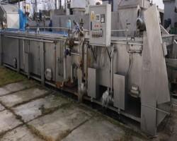 NIKO GMBH submerged Pasteurizer NIKO