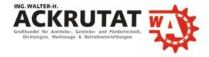 ING. WALTER-H. ACKRUTAT
