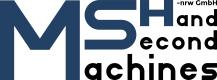 Gebrauchtmaschinenhändler MSH-nrw GmbH