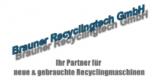 Gebrauchtmaschinenhändler Brauner Recyclingtech GmbH
