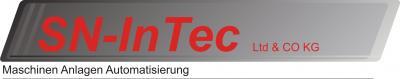 Gebrauchtmaschinenhändler SN-InTec Ltd.& CO.KG