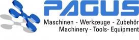 used machinery dealer Logo Pagus Maschinenhandel