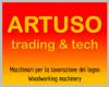 Gebrauchtmaschinenhändler Artuso Trading & Tech s.r.l.